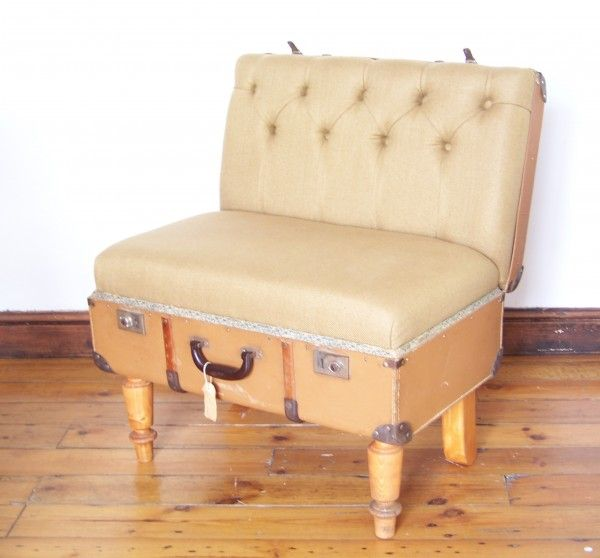 Vintage SuitcaseCHAIRS