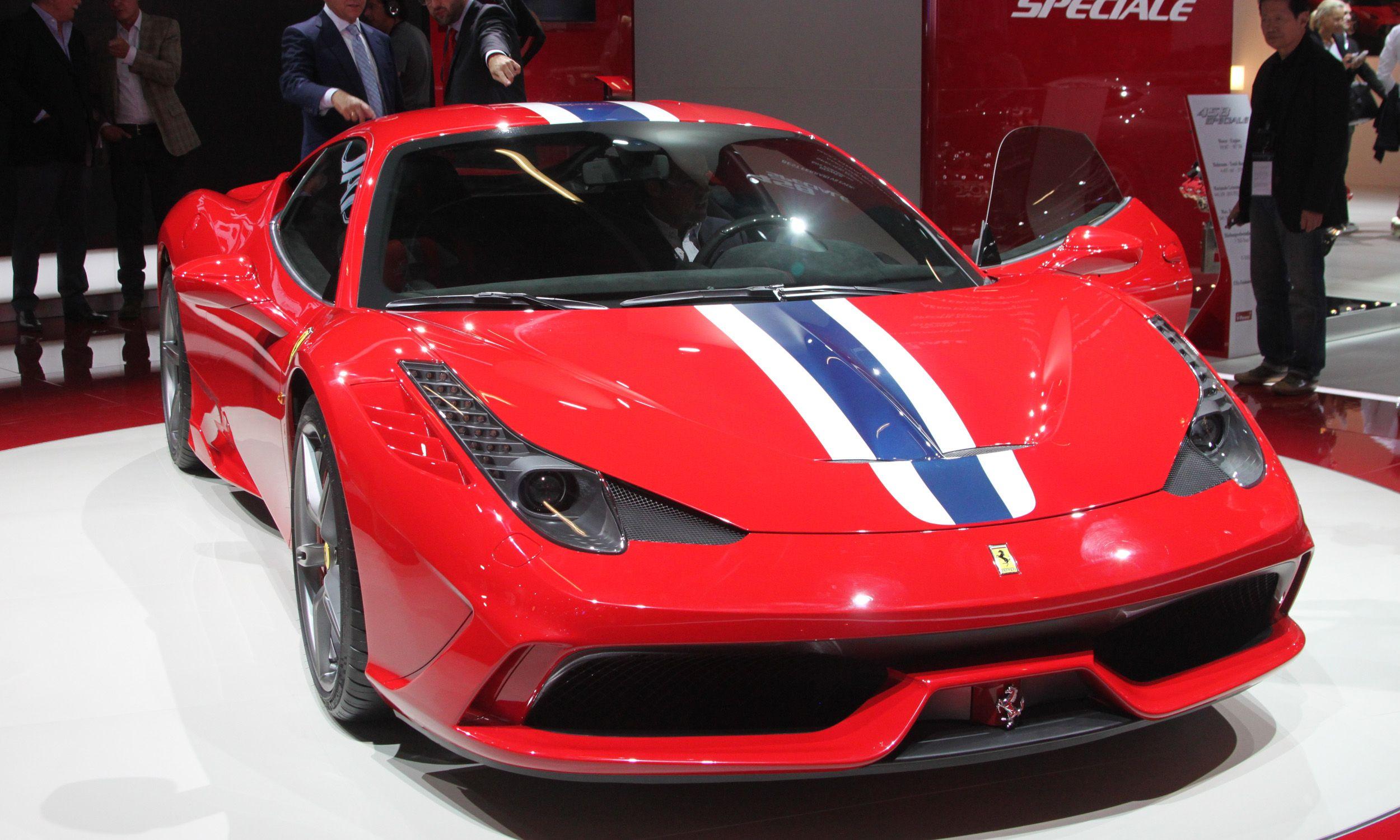 Ferrari 458 Speciale debuts Coches deportivos, Coches