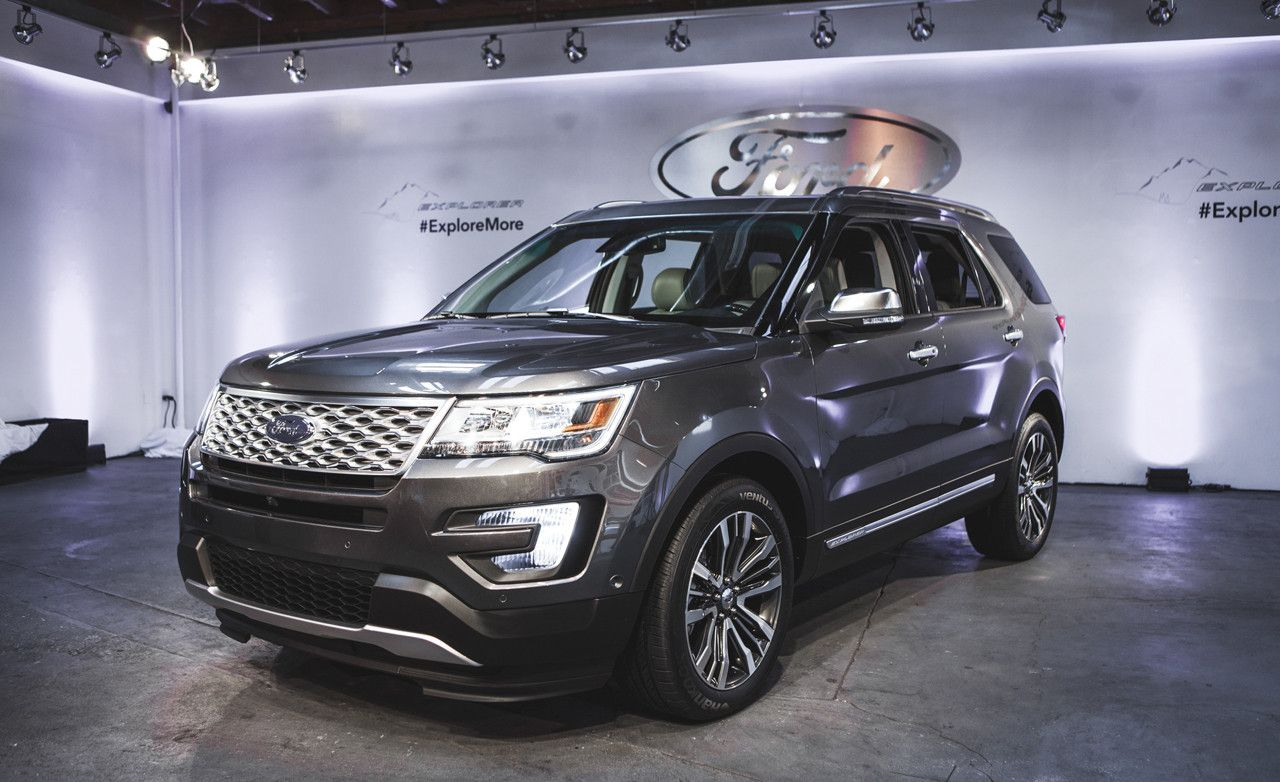 35 2016 ford Explorer Limited Specs Eu9t in 2020 Ford