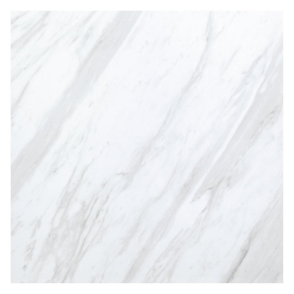 volakas plus polished porcelain tile - 24in. x 24in. - 100242072