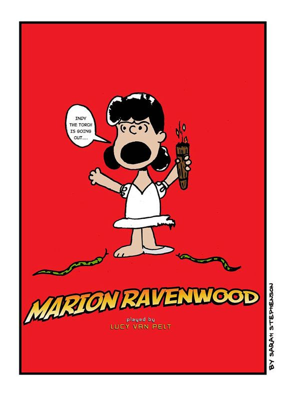 Marion Ravenwood    I was inspired by my friends whom designed they own version of Indiana Jones films and who changed the world of film industry.     Chris Strompolos  Eric Zala   Fran Casanova  Rafael Rodriguez   Marcel Cornelius    Thanks Guys!!!    $24:56 on Etsy