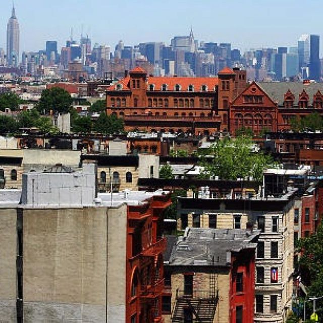 Rooftop View From Bed Stuy Brooklyn New York Places In New York