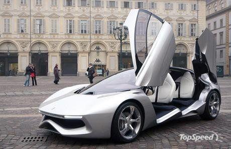 The Sultan's Pininfarina-Designed XJ220