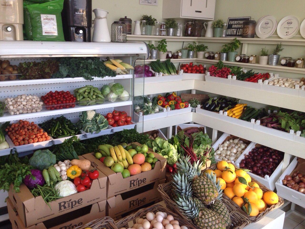 The Ripe Farm Shop in Dubai is in Al Manara and offers a