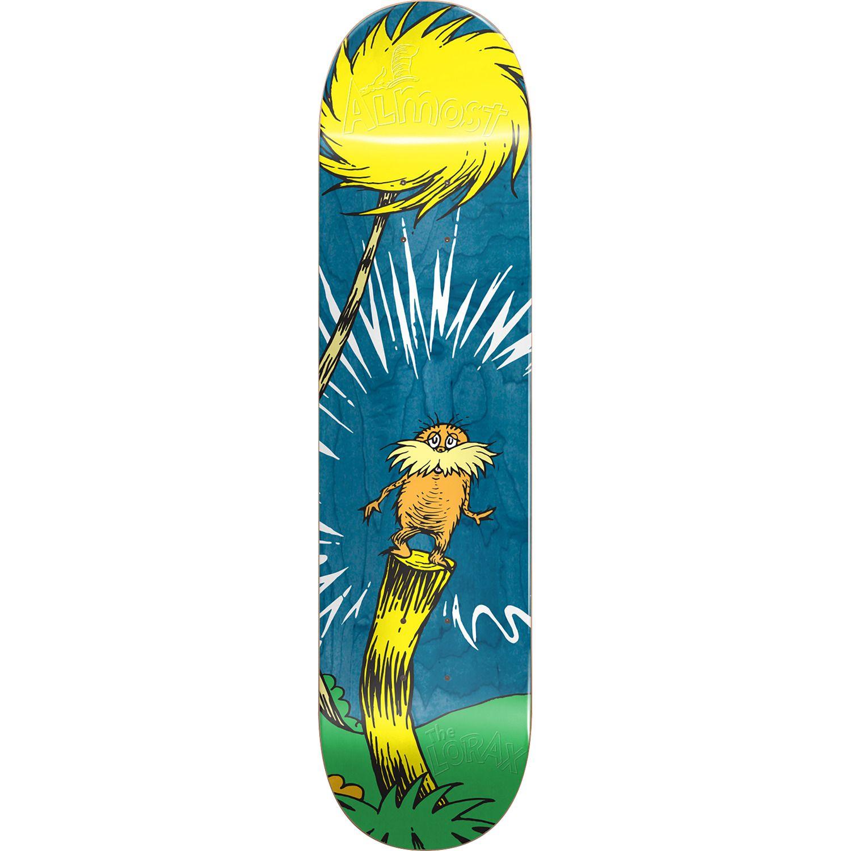 Almost Dr Seuss Art Series R7 Skateboard