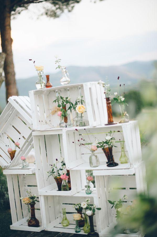 Cajas frutas recicladas 5 weddings events - Decoracion bodas baratas ...