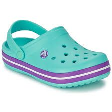Zapatos verdes Crocs para mujer FBZLUj