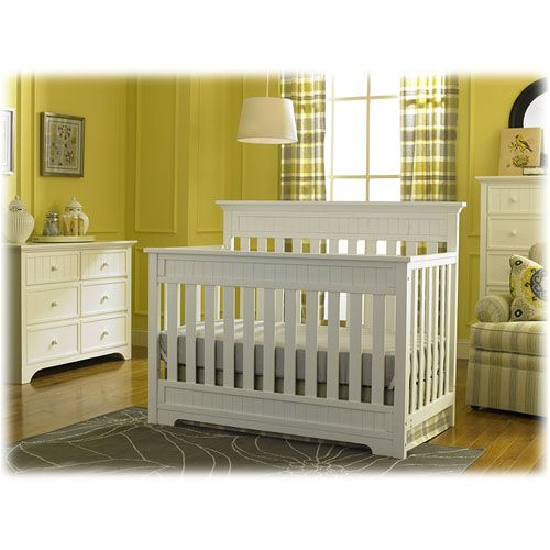 Lakeland Convertible Crib | Baby Fever: Spencer\'s Nursery | Pinterest