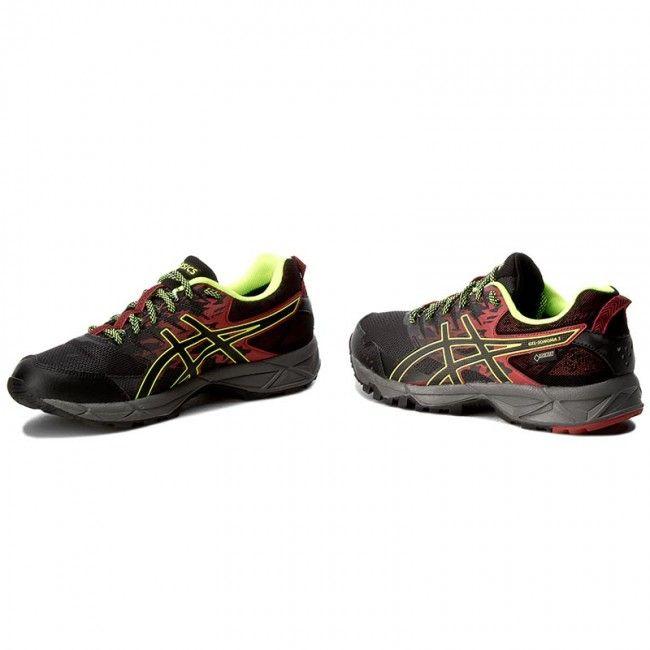 0a1ed813680 Παπούτσια ASICS - Gel-Sonoma 3 G-Tx T727N Vermilion/Black/Safety ...