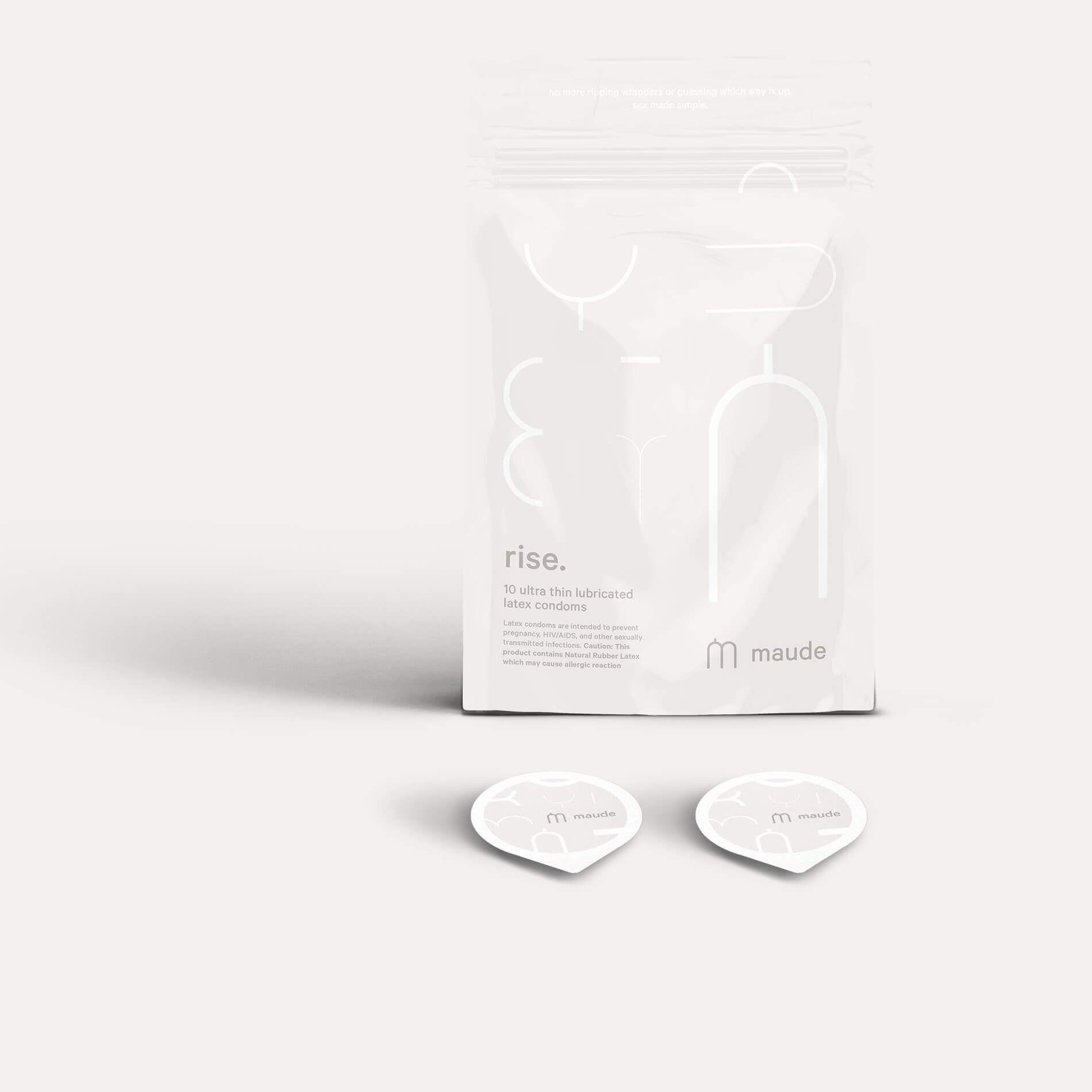 Oils causing small holes in condom