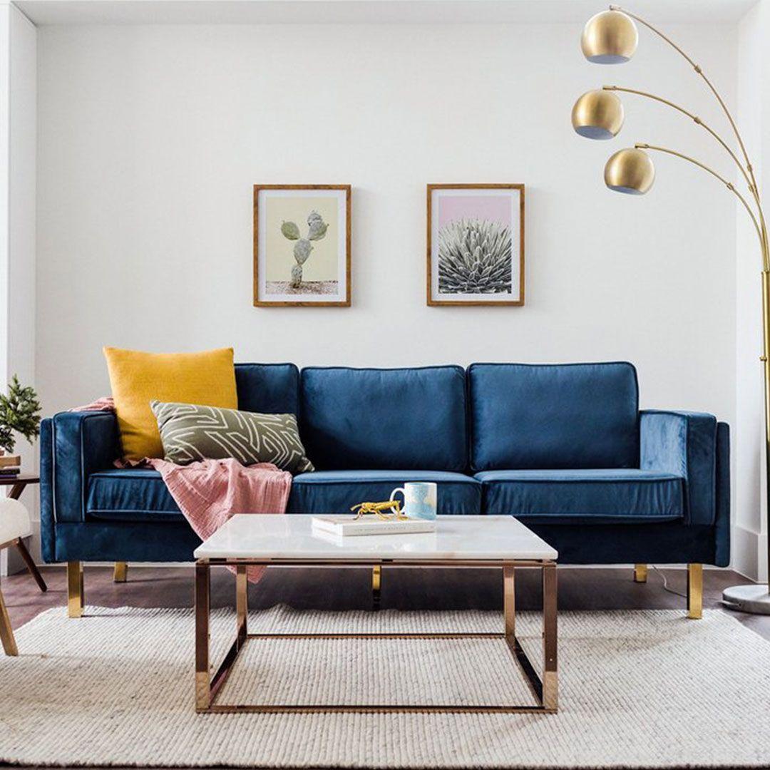 Lexington Velvet Sofa in 2020 Bedroom furniture for sale