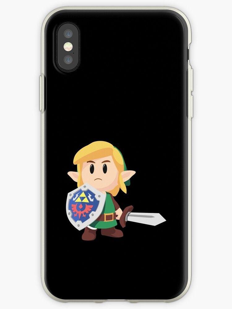 Zelda Link S Awakening Iphone Case By Lexipej Games