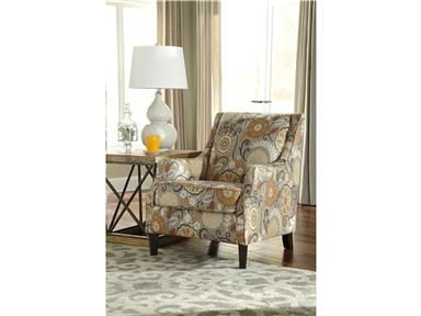 Signature Design By Ashley Living Room Accent Chair 4770021 At