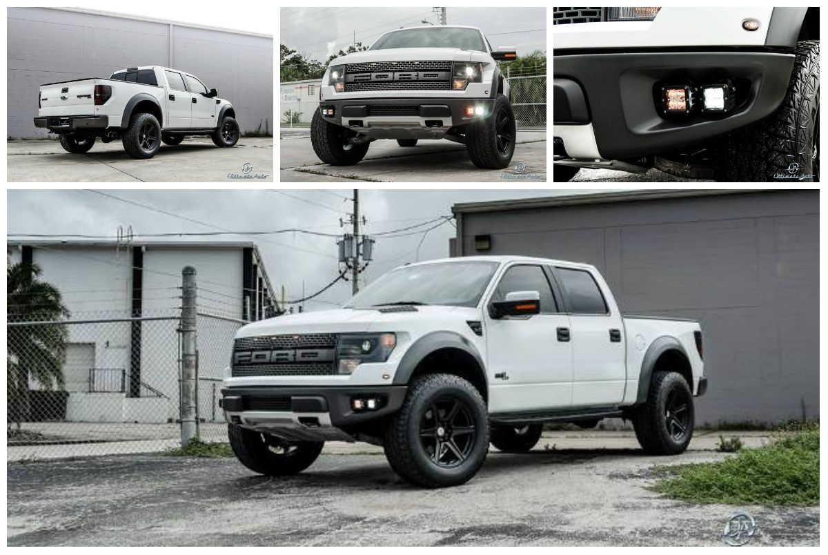 """""""Beware Of Me"""" Ford Raptor by Ultimate Auto Ford"""