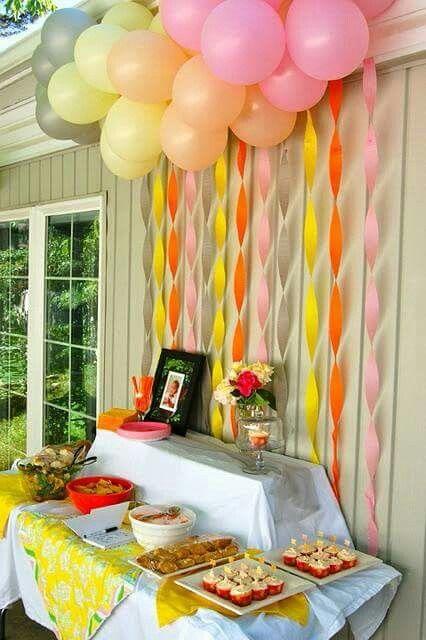 Para la mesa de entrada... | Ideas para fiestas de niños | Pinterest ...