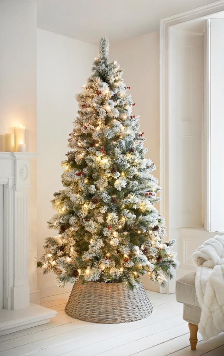 Copenhagen PreLit Christmas Tree. The most important