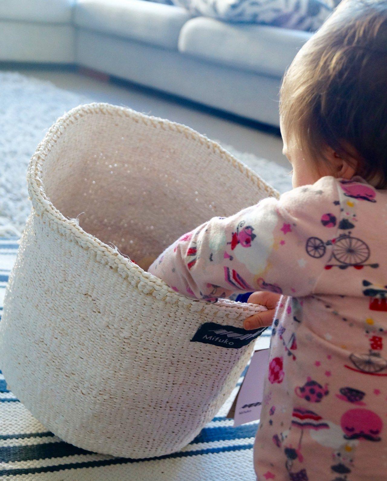 Mifuko Toy basket  Photo: Cikhibeautiful.com