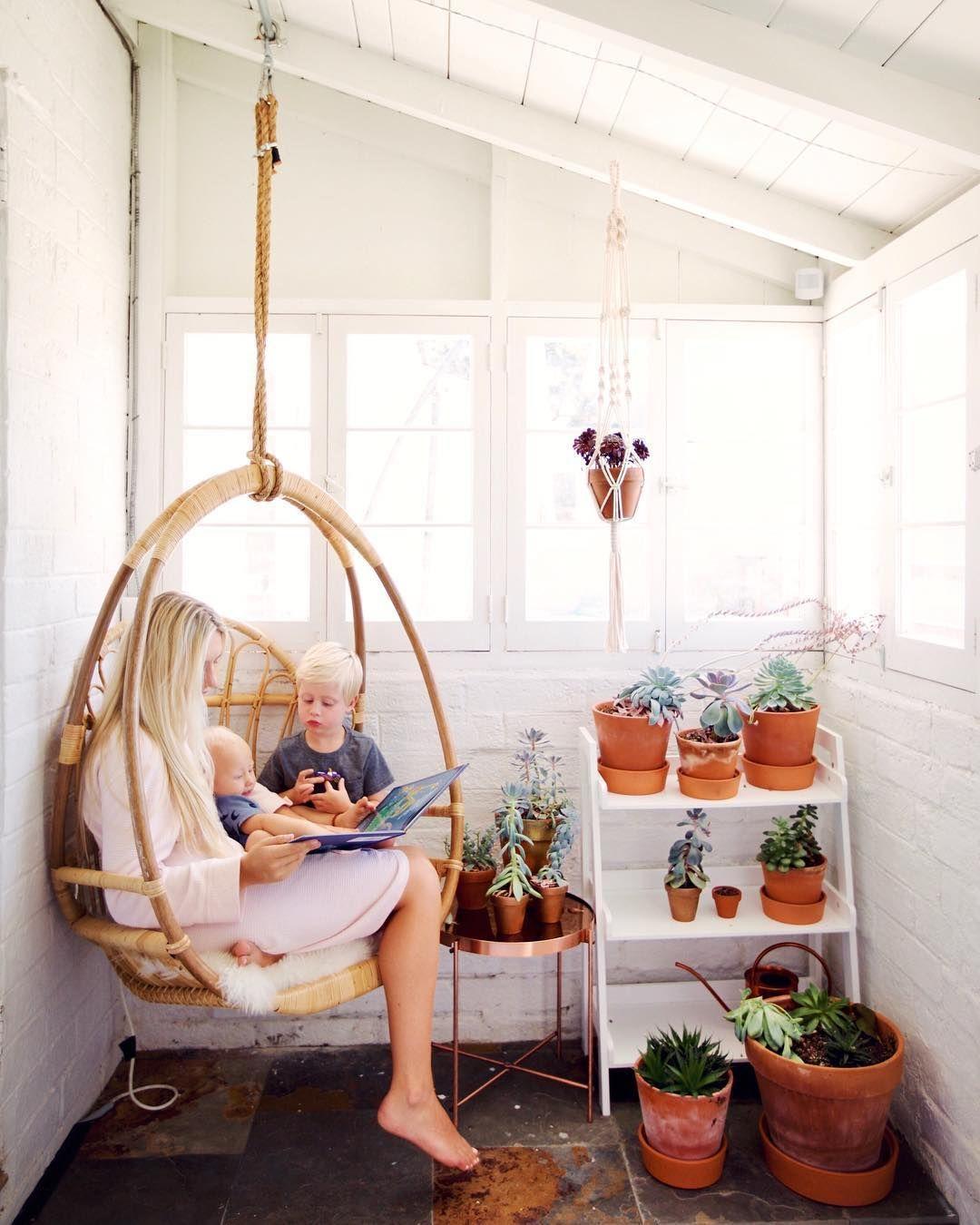 Hanging Swing Chair Cushion