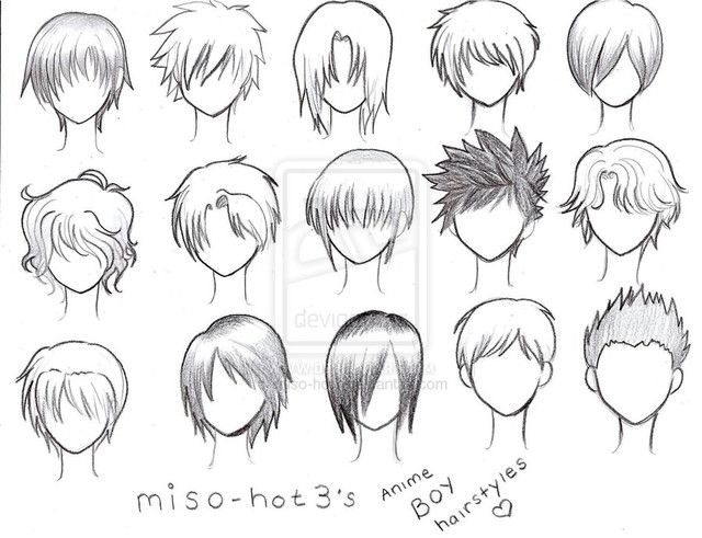 Line Drawing Hair : How to draw line drawing of hair google search