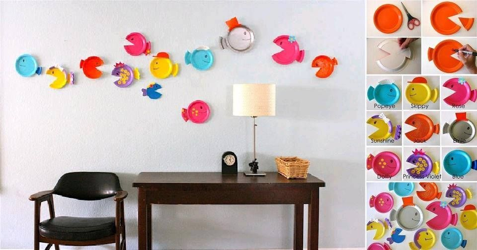 Incredible DIY Paper Plate Crafts Ideas for Kids & Incredible DIY Paper Plate Crafts Ideas for Kids | Paper plate ...