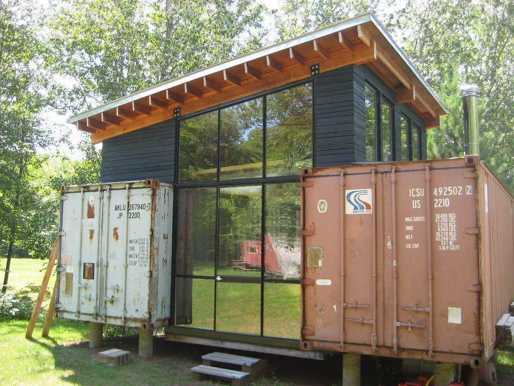 cabanas container para curtir o campo coisas para usar