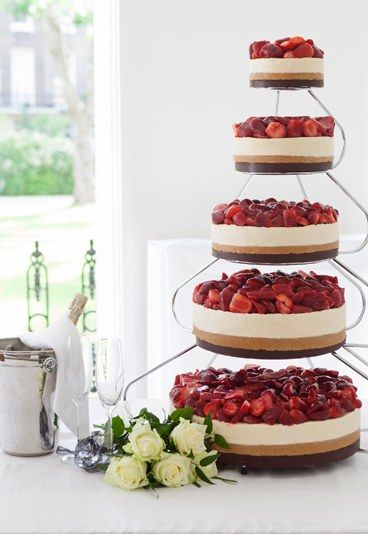 Cheesecake Wedding Cake Alternatives The Barn At Twin Oaks Ranch Blog