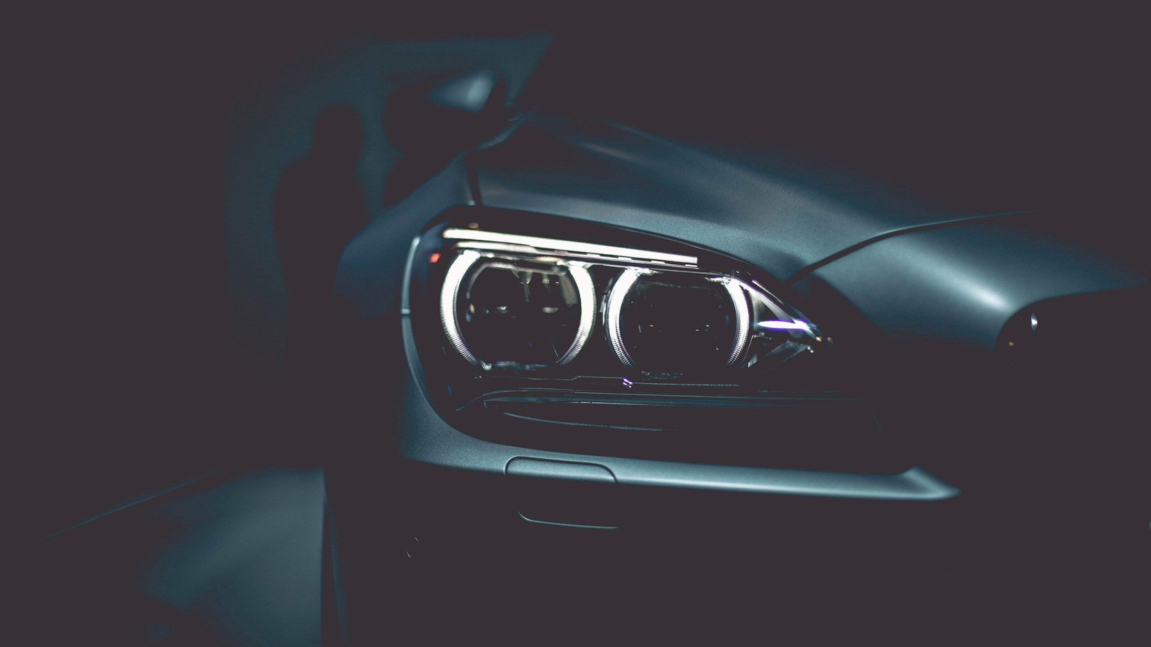 3840x2160 Bmw 4k Full Hd Wallpaper With Images Bmw Wallpapers Car Headlights Car Wallpapers