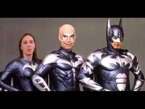 Resultado de imagen para BATMAN MACRI
