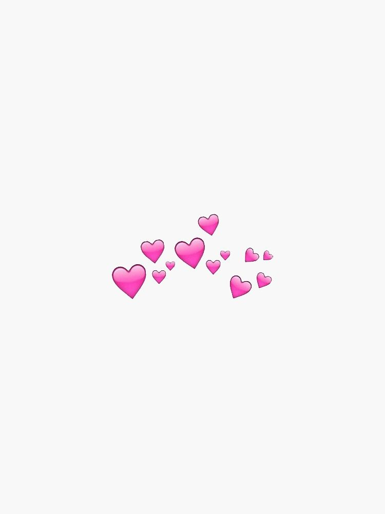 Heart Emoji Cloud Sticker By Tumblrrr Cloud Stickers Heart Emoji Cloud Emoji