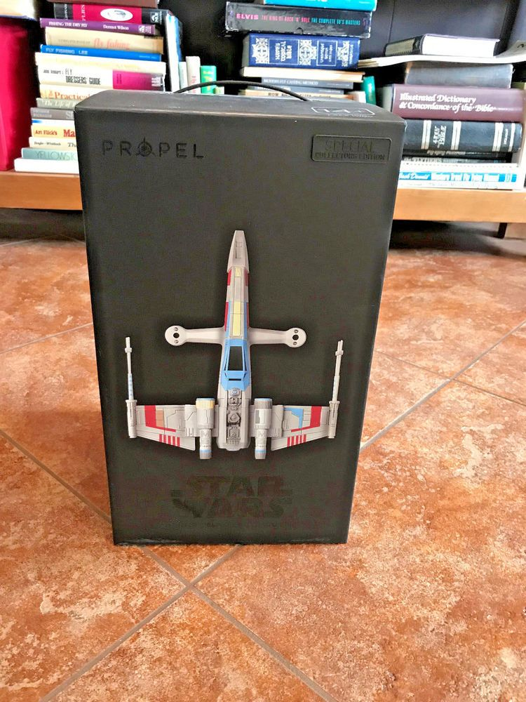 Propel Star Wars T 65 X Wing Drone Special Collector S Edition Propelstarwars X Wing Starfighter Drone For Sale Starfighter