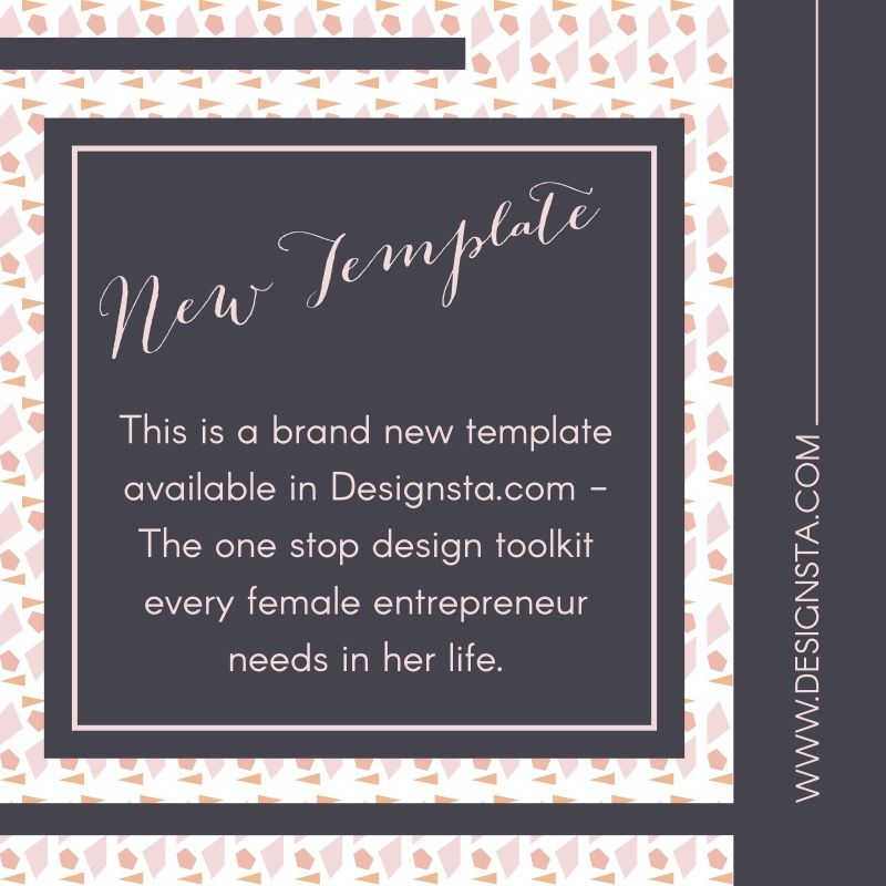 This is a brand new template available in Designsta.com - the one ...