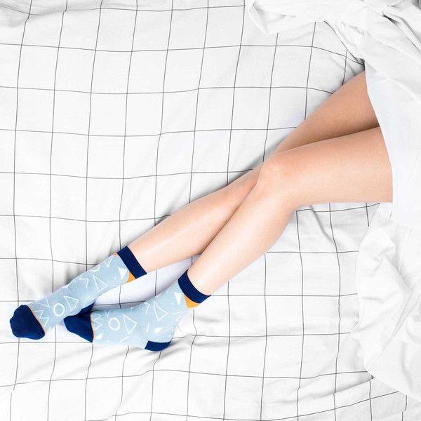 Socken - nice socks memphis - ein Designerstück von nicenicenice bei DaWanda