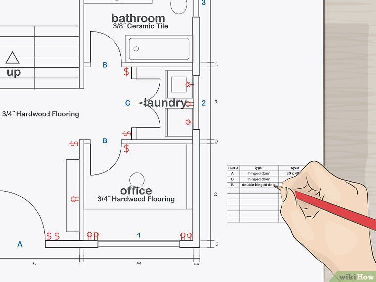 How To Draw Blueprints For A House Blueprints House Blueprints Floor Plan Drawing