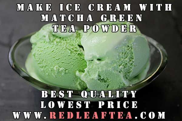 Make Great Tasting Green Tea Ice Cream We Offer Largest Selection Of Green Tea Powders At The Low Green Tea Ice Cream Green Tea Powder Matcha Green Tea Powder