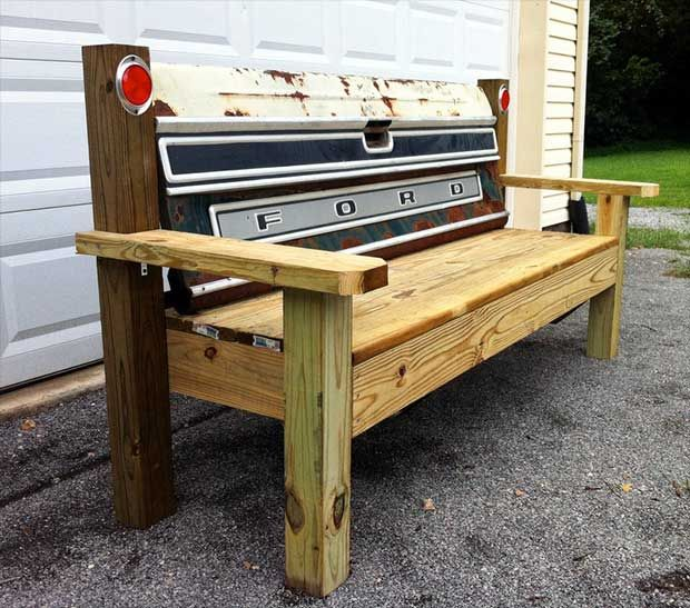 10 Truck Tailgate Benches In 2019 Auto Love Tailgate