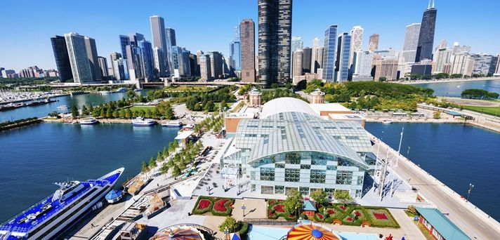 Emby Suites Chicago Downtown Magnificent Mile Hotel Il Navy Pier