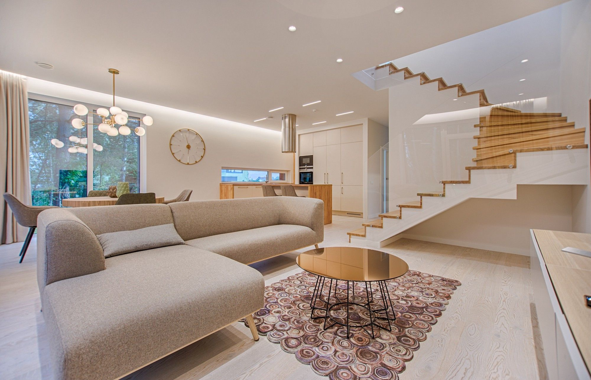 How To Create A Modern Living Room For The Whole Family Interior