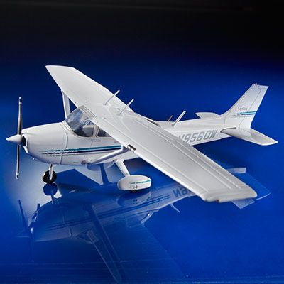 Cessna 172 Skyhawk Die-Cast Model $29.99