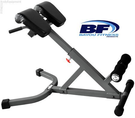 Back Exercise Equipment E4428 E Series 45 Hyperextension
