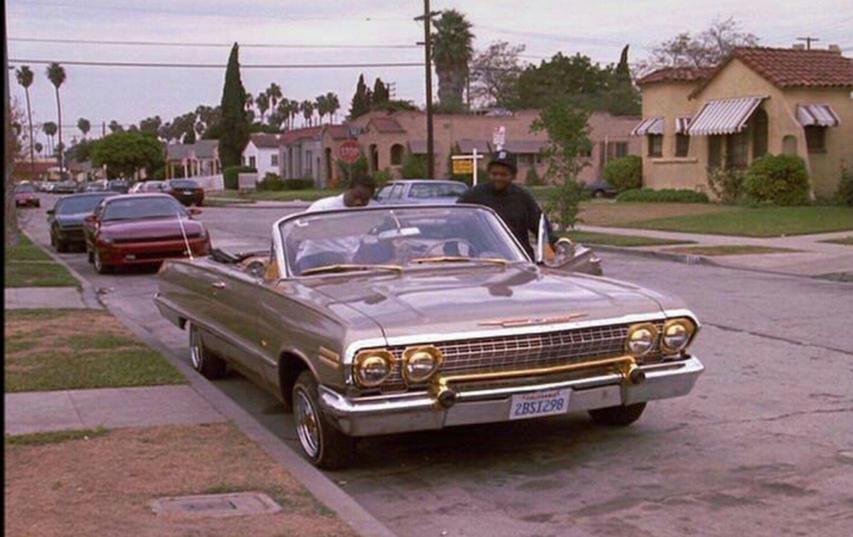 Boyz N Hood With Images 64 Impala Lowrider Chevy Impala