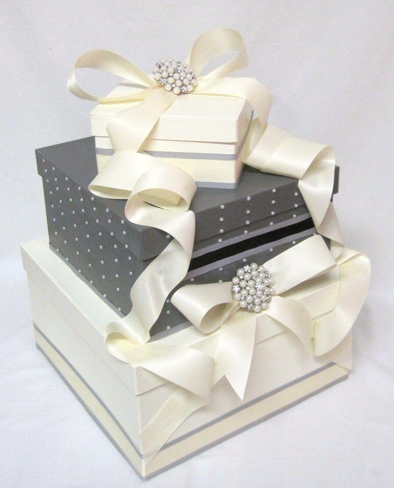 Beautiful Box Gift Wrap Idea