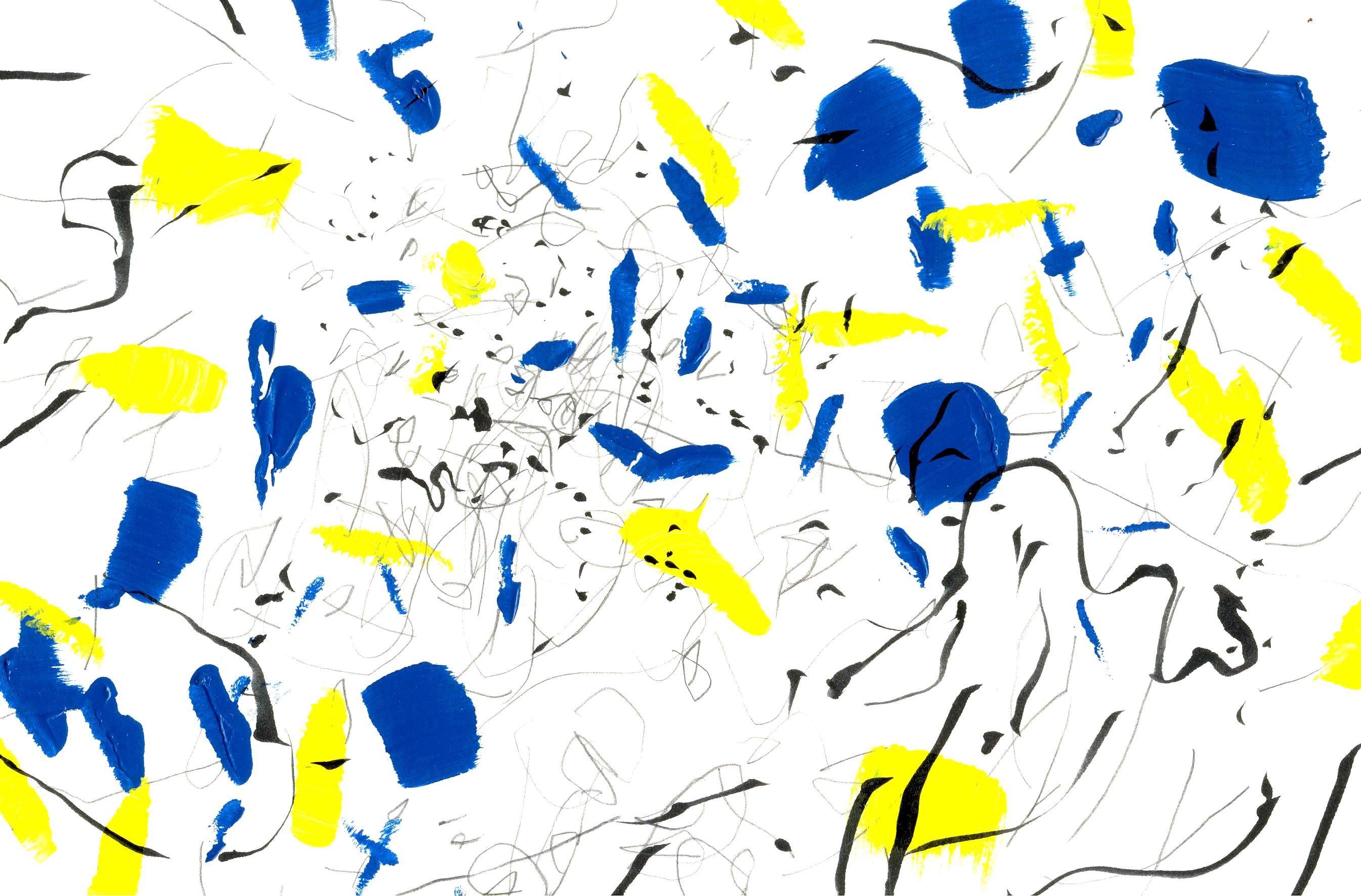 hilo negro -dibujo e ilustración-  ¿A dónde vamos cuando dibujamos?