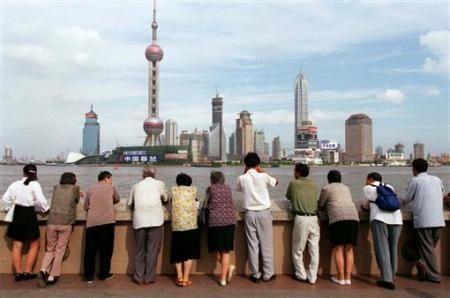 圖說90年代中國人的生活 有錢人才能下館子