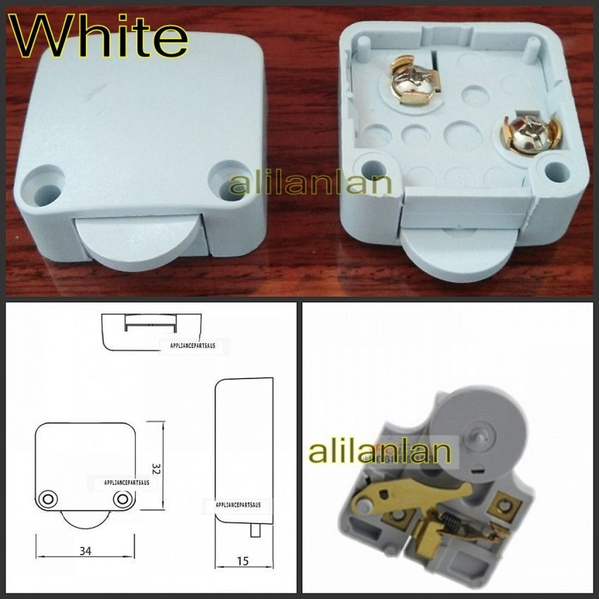 Pantry Switch For Cupboard Cabinet Door Light Closet Jam Electrical Tobin New 06 Door Switch Cabinet Doors Wardrobe Cabinets