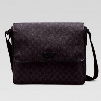 dbf451edcdc38 Gucci 169935 Fci5x 1073 Medium Messenger Bag Gucci Damen Reisen ...