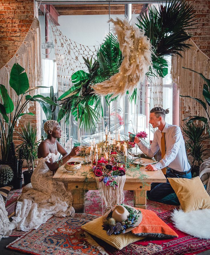 This Indoor Space Was Transformed Into The Most Magical