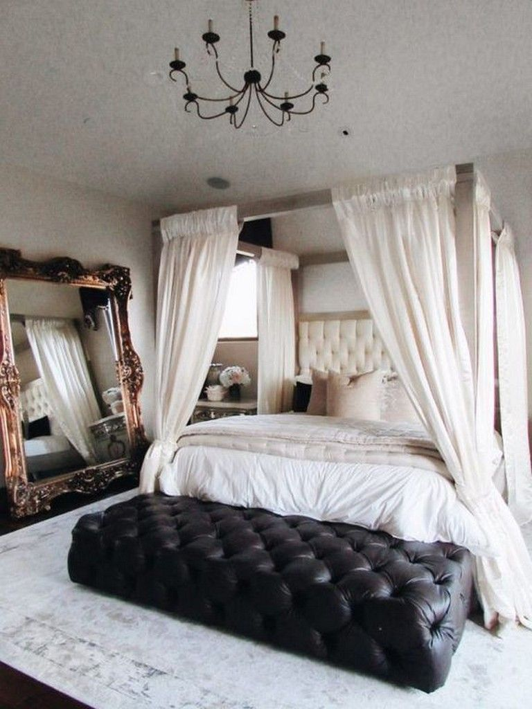 Elegant Romantic Bedrooms: 30+ Marvelous Romantic Bedroom Ideas For Fall