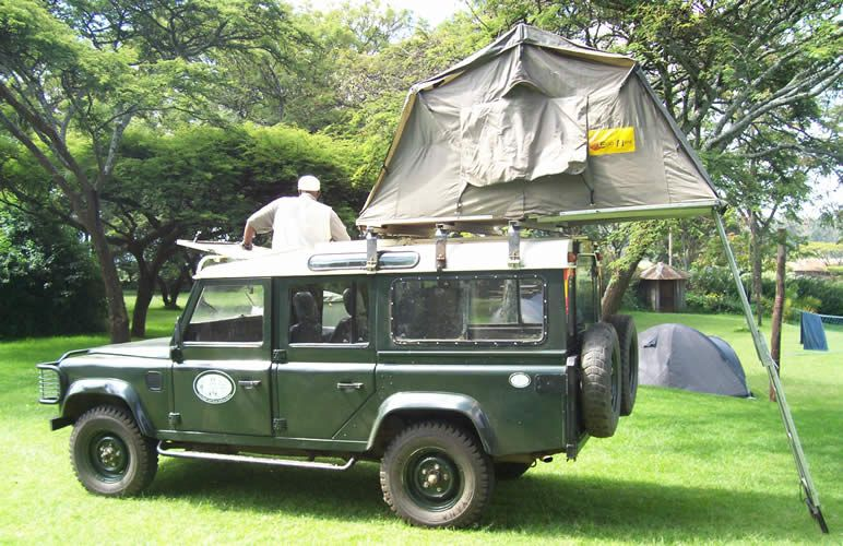 LR with roof tent & LR with roof tent | All | Pinterest | Tents Range rovers and Land ...