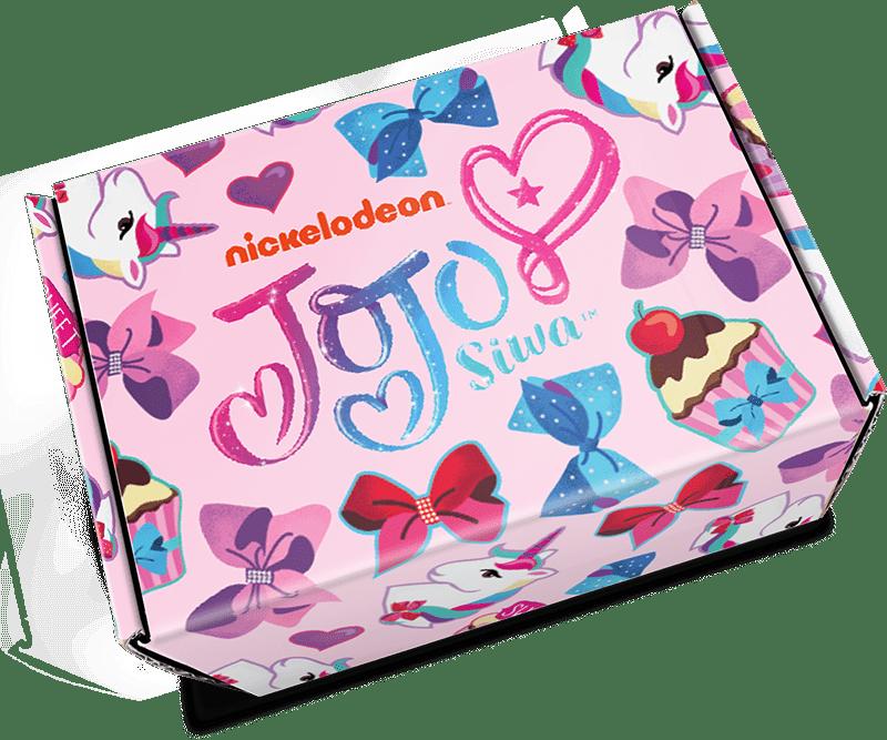 The Jojo Siwa Fall 2017 Box Full Spoilers Subscription