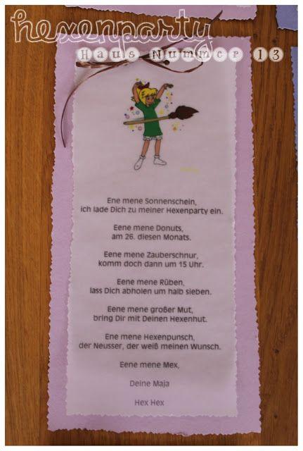 Annica Geburtstag. Kindergeburtstag BastelnEinladung ...